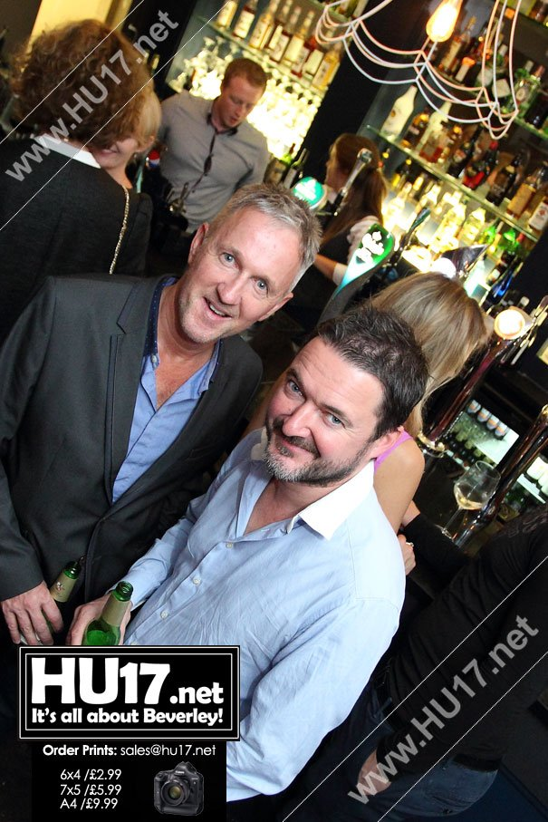 OUT & ABOUT : The Beehive Launch Party
