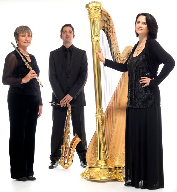 Caliente Trio Presents Voyage At Toll Gavel United Church