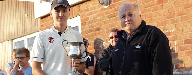 Beverley Town CC Make It Two Trophies In One Weekend