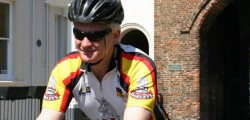 Graham Stuart, MP for Beverley and Holderness, is taking to the road on a bike ride around the constituency to promote the installation of Public Access Defibrillators across the area.