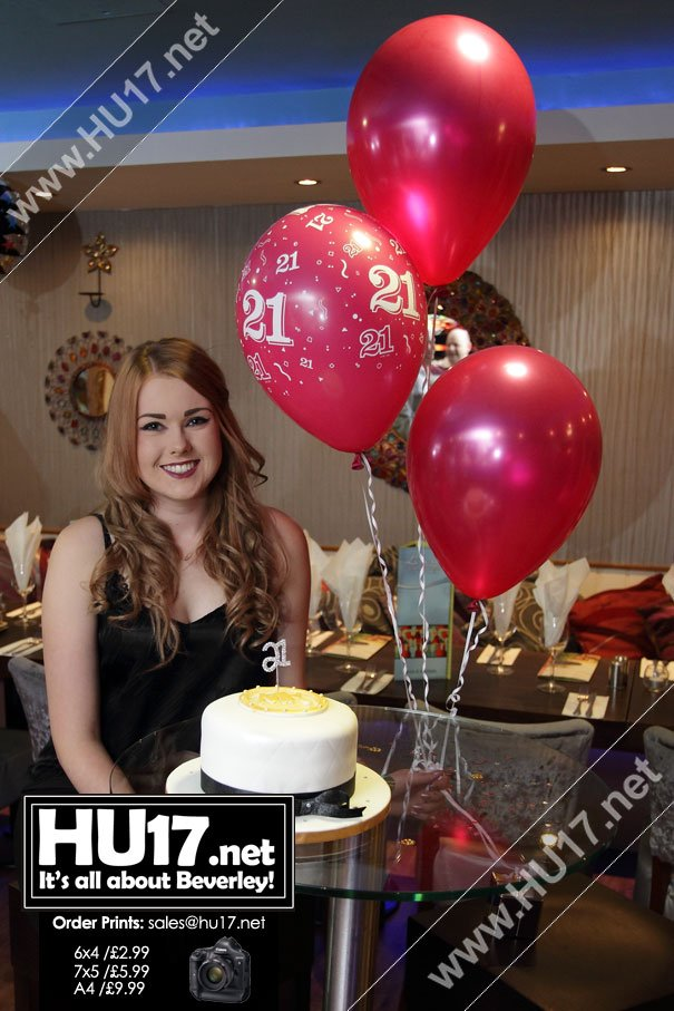 Annabel Middleton's 21st @ Lucia Wine Bar & Grill