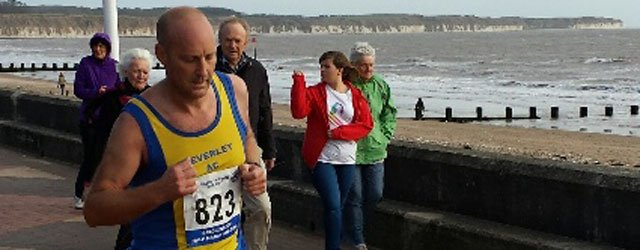 Two Local Runners Tackle Bridlington Half Marathon