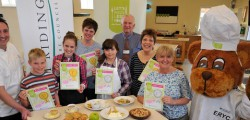 Missing the Great British Bake – Off? East Riding of Yorkshire Council's Christmas Bake-Off competition is back for 2014, as part of the 'Let's Waste Less Food' campaign.