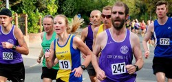In a successful day for Beverley AC, four of its runners made the top 10 places of last Weekend's Haltemprice 10k.