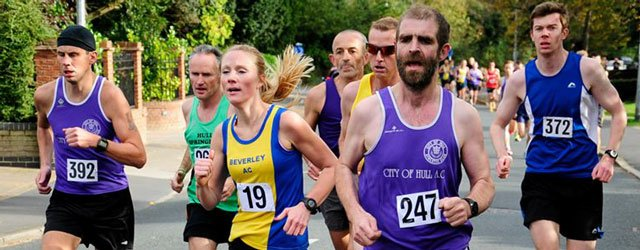 Top Ten Quartet For Beverley AC At Haltemprice