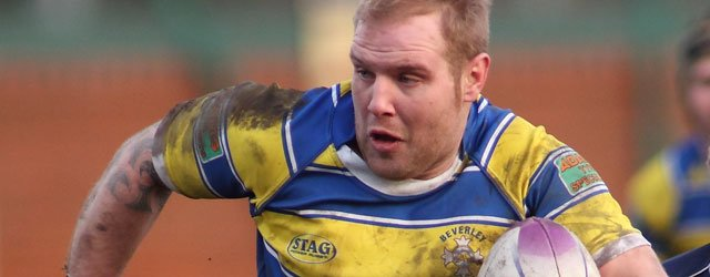 Blue & Golds Stuff Hull Wyke In Their Own Back Yard To Go Top
