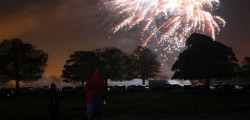 Information regarding the Beverley Lions Bonfire and Fireworks display on Beverley Westwood including timings and road closures for November 5th 2014