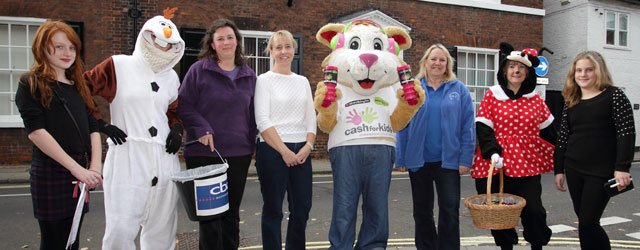 Popular Treasure Hunt Raises Over £500