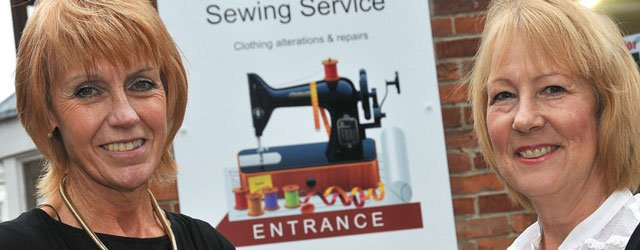 New Sewing Service In Beverley Gets Council's Support