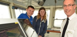 Tourism students from East Riding College have been learning first-hand about the joys of travel, thanks to sponsorship by P&O Ferries.
