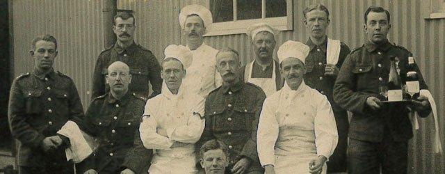 Battlefield Butler's : First World War Talk Gives Insight Into Soldier-Servants