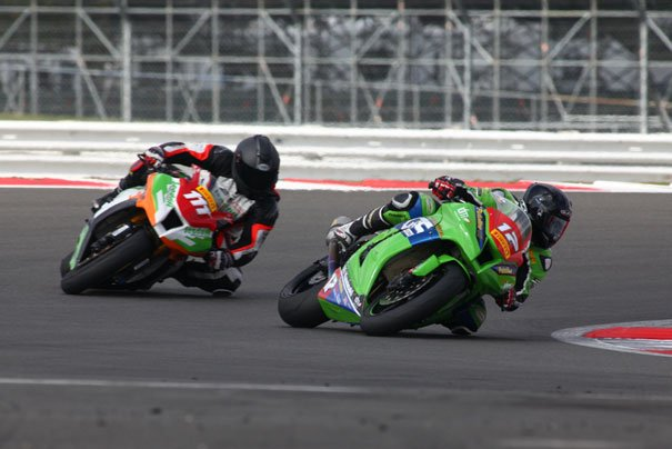 Usher Finishes 12th After Following Collision With Anotehr Rider