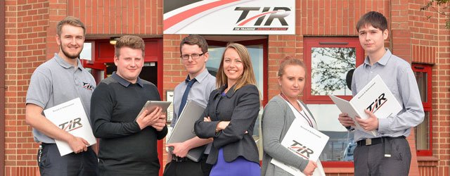 Beverley Firm Creates Six Apprenticeships