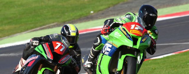 Usher Ends Season At Brands Hatch