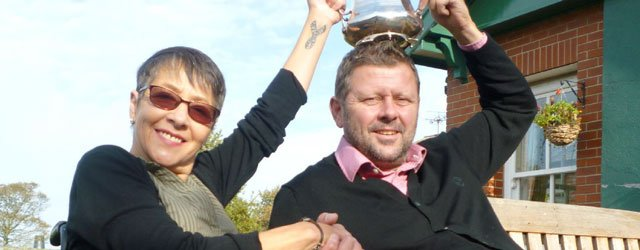 Super Salesman Darren Smith Takes Title