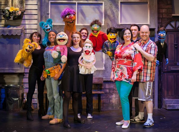 Avenue Q : Top Broadway Musical Comes To The Region