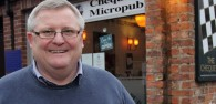 Chequers Micro Pub owner Ian Allot said he never thought his pub would win anything at the Best Bar None Awards.
