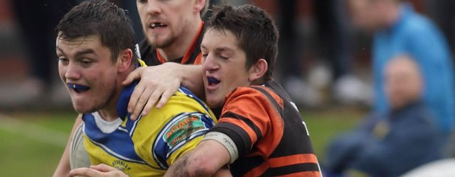 RUGBY LEAGUE : Blue & Golds Remain Top After Winning On The Road