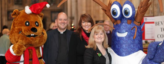 Mayor Of Beverley Urges People To Visit Christmas Festival Of Food & Drink