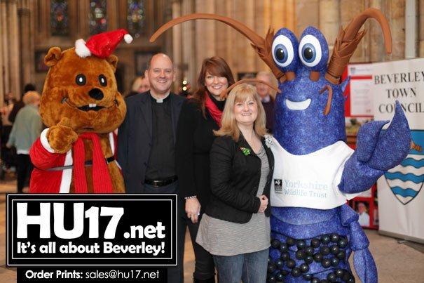 Mayor Of Beverley Urges People To Visit Christmas Festival Of Food & Drink