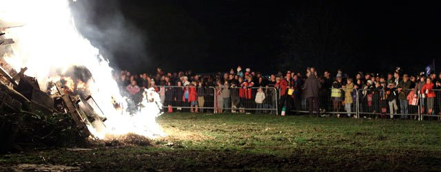 Beverley Lions Bonfire And Fireworks Display : Road Closures