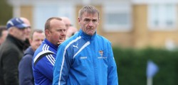 Beverley Town FC were knocked out of the Whiteheads Fish And Chips League Cup after they were beaten by Wawne United.
