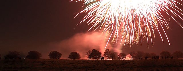 PHOTOS : Beverley Lions Fireworks Display 2014