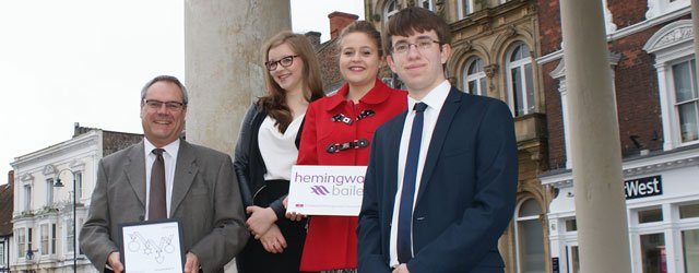 Local Firm Recognised As A Top 100 Apprenticeship Employer
