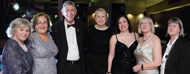 Silver Linings Support Group Charity Ball At Lazaat