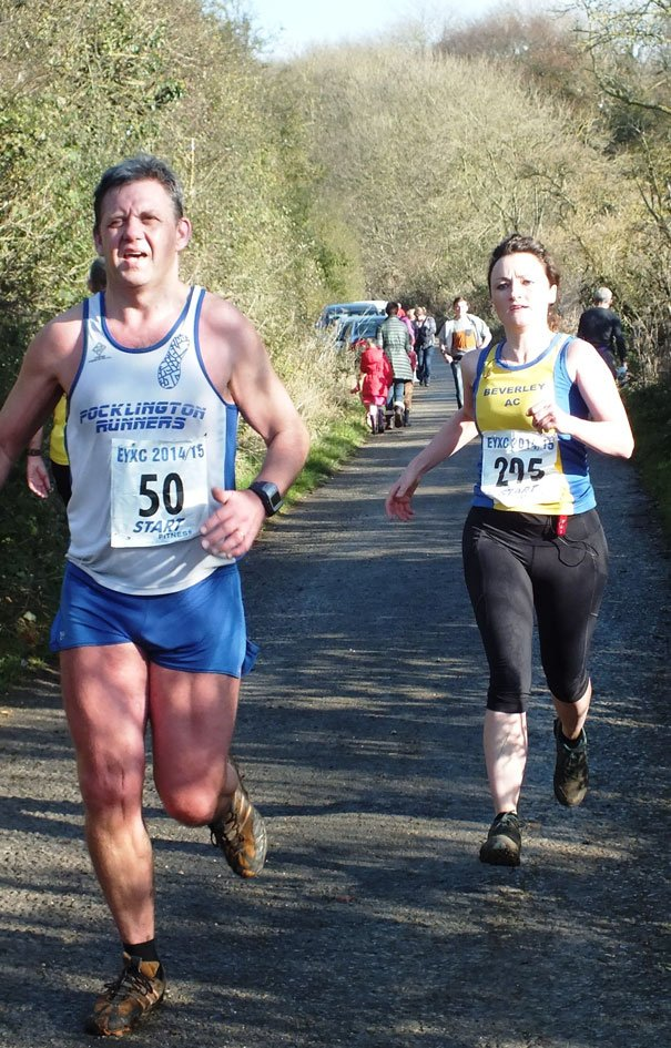Beverley AC Men Clinch Second Win In East Yorkshire Cross Country Series