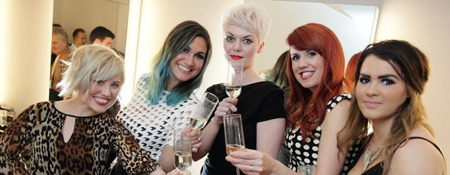 OUT & ABOUT : Salon ID Launch Party