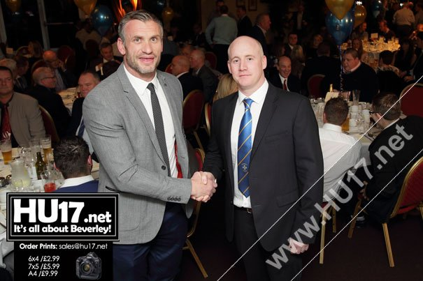 OUT & ABOUT : Beverley ARLC Sportsman's Dinner @ Lazaat