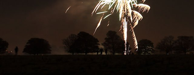 Beverley Lions Thank Public For Bonfire Night Support