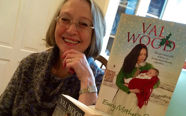 Beverley Author Val Wood Launches 20th Novel