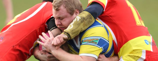 RUGBY LEAGUE : Beverley Got Top After Thrashing Fenners