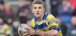 The blue and golds were edged out in this thriller with a try form the visitors just three minutes form time in another very good advert for local amateur rugby league.