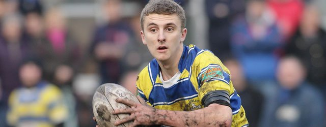 RUGBY LEAGUE : Blue & Golds Edged Out At The Leisure Centre