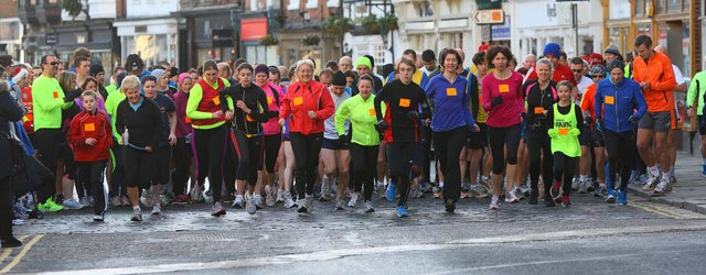 Beverley Lions Fun Run Proceeds To Go Towards Defibrillator