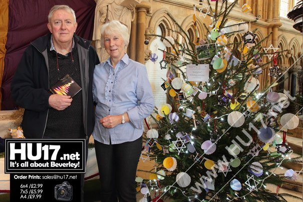 Over 70 Trees On Display As Beverley Minster Opens Their Annual Christmas Tree Festival