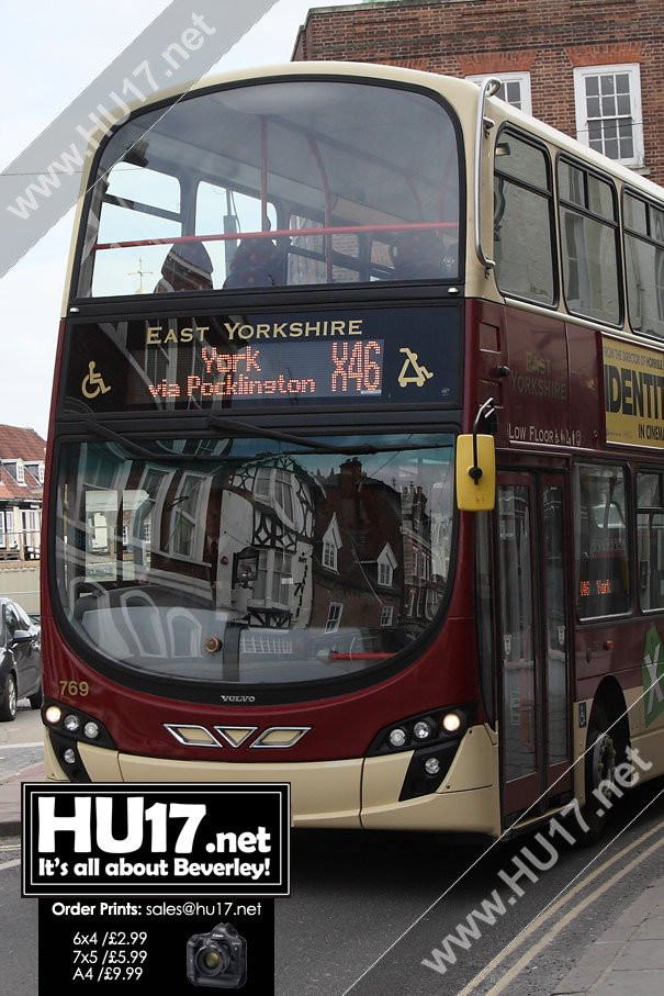 Christmas Buses For Hull And East Yorkshire