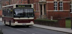 Hull-based bus company EYMS are celebrating the festive season by halving their weekly ticket prices. As part of the company's Twelve Days of Christmas promotion