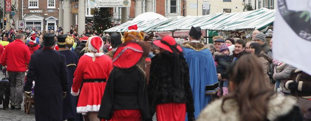 Joys Of The Festive Season As Festival Of Christmas Returns To Beverley