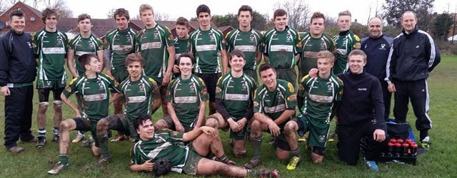 RUGBY UNION : Colts Too Strong For Cleethorpes