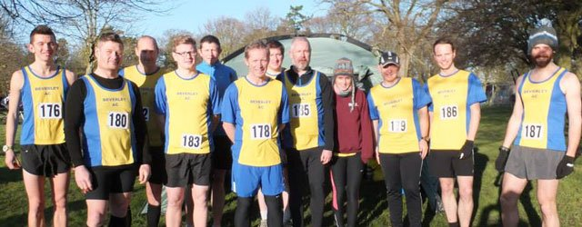 Davis, Harrison And Juniors Excel At The 40th Humberside Cross Country Championships