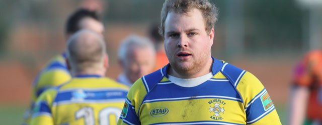 Blue & Golds Romp To Victory After Slow Start At Leisure Centre