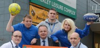 Sports Students To Benefit From Link-Up With Beverley Leisure Centre