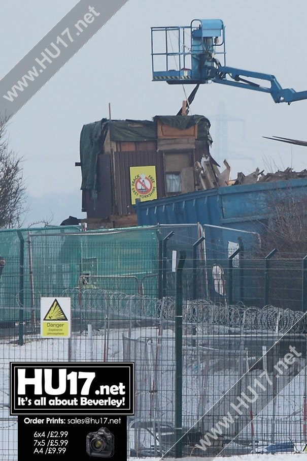 Council Reveals Cost Of Crawberry Hill Enforcement Action - Fracking Camp