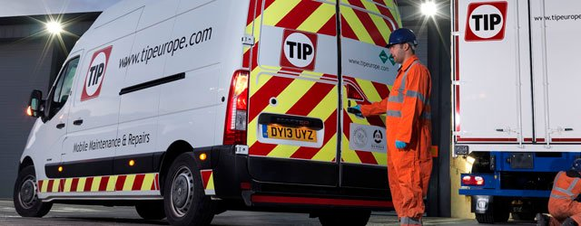 TIP Relocates Its Leeds Branch To Impressive New Facilities At Knottingley