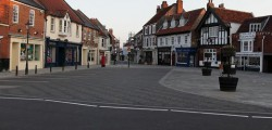 A pilot project, run by Beverley Town Council and aimed at revitalising the high street, is all set to take off in Beverley.