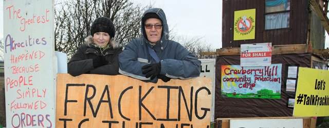 Residents Remind Rathlin Energy They Are Not Welcome In East Riding